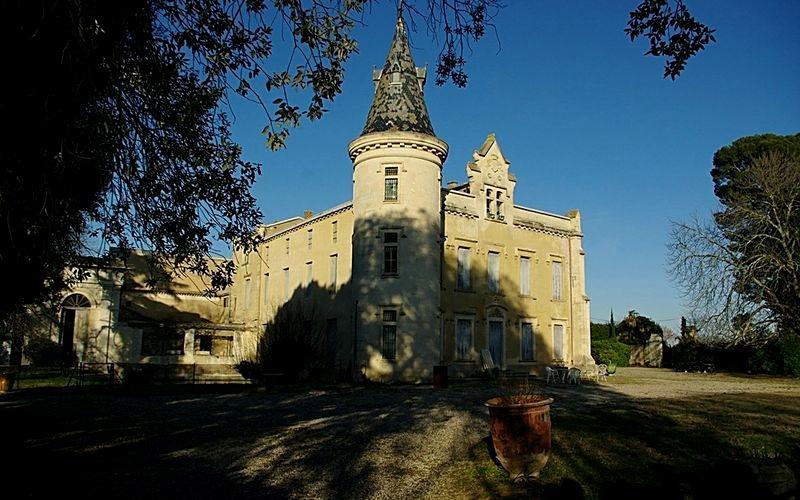 Chateau de Montpezat