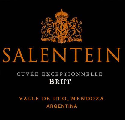 Salentein Sparkling Wine Argentina