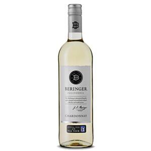 beringer classic chardonnay - california wijn - californische wijn - californische chardonnay wijn