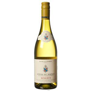 Famille Perrin Côtes du Rhône Réserve Blanc (doos van 6 flessen)