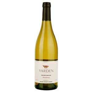 Yarden Chardonnay (box of 6 bottles)