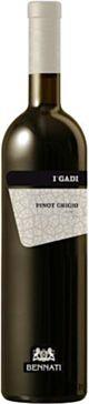 Bennati Pinot Grigio I Gadi (box of 6 bottles)