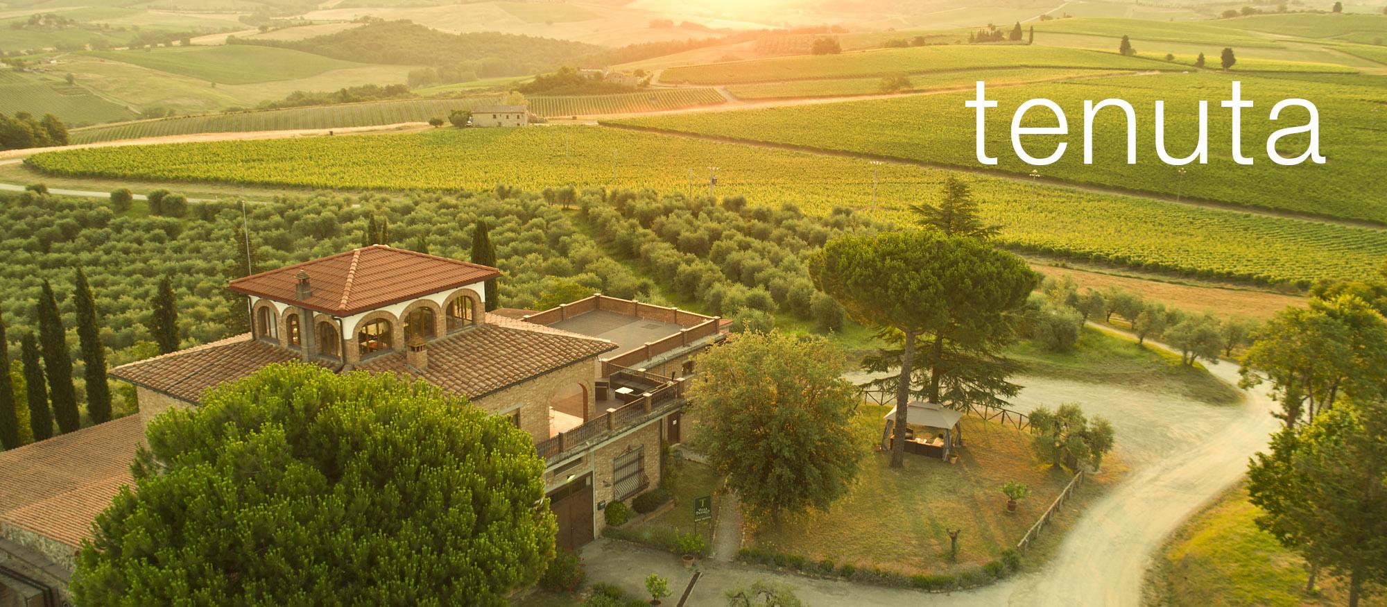 Villa Trasqua Estate Toscane Italië